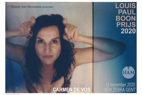 Louis Paul Boon prijs voor Carmen De Vos