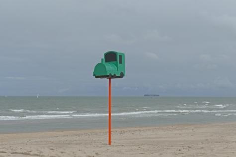 strand De Haan aan zee