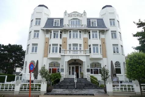 Astoria Hotel De Haan