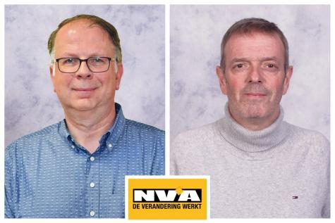 Rik Van Leemputten en Erwin Van Loo