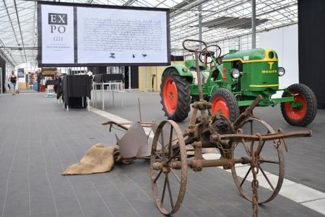 Expo1221 - Aankondiging - © Bennie Vanderpiete