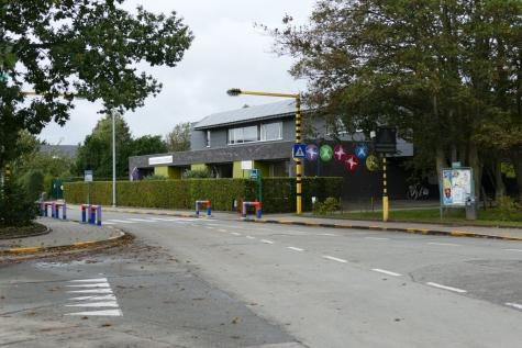 Eerste fietsstraat in Lochristi