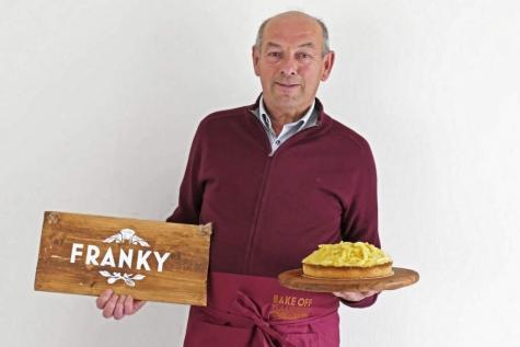 Franky De Vreese Bake Off VIER