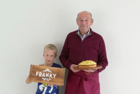Bake Off 2020 Franky De Vreese Lochristi