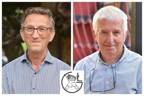 GBS Lochristi Pensioen Freddy en Chris