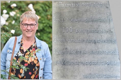 Gedichtenwedstrijd Beervelde 100 - © Bennie Vanderpiete