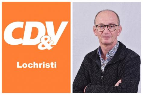 Geert Mallems raadslid CD&V Lochristi