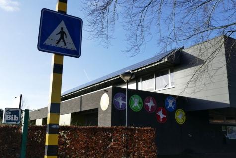 kleuterafdeling gemeenteschool Lochristi