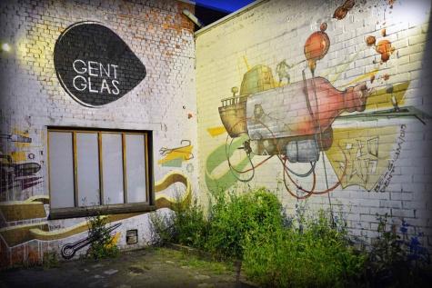 Gent Glas - Pumpkin Patch