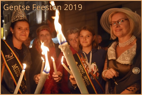 Gentse feesten 2019 Lochristinaar