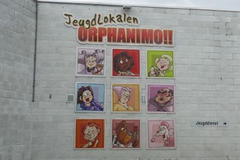 jeugdlokalen Orphanimo Lochristi