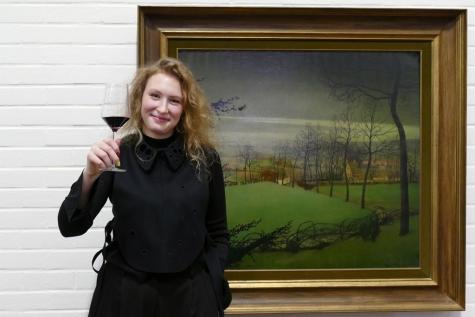 Mudel Deinze boekvoorstelling Fiona Morrison