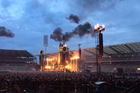 Music on Sundays Rammstein Ausländer