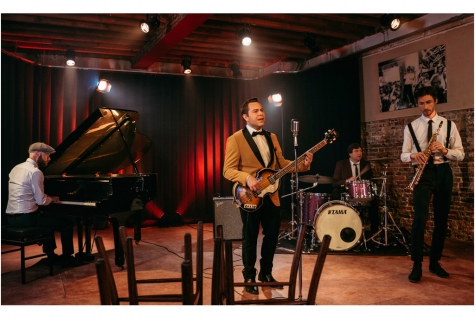 Music on Sundays - Jimmy Colman - © Deborah Gaytant - Pixelrush.eu - Foto 2
