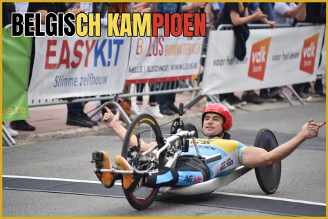 Jonas Van de Steene BK 2019