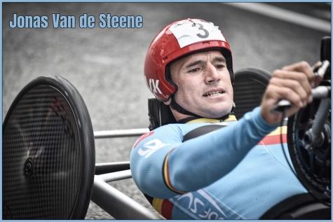 Jonas Selectie OS 2020 -  Bennie Vanderpiete