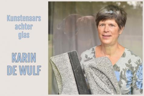 Kunstenaars achter glas - Karin De Wulf - Bennie Vanderpiete ©