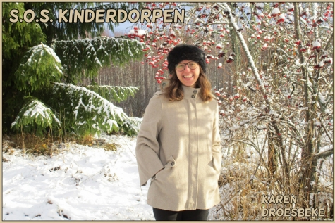 Karen Droesbeke ©  Lochristinaar SOS Kinderdorpen