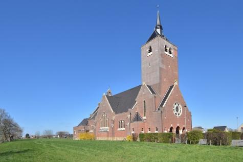 kerk Hijfte