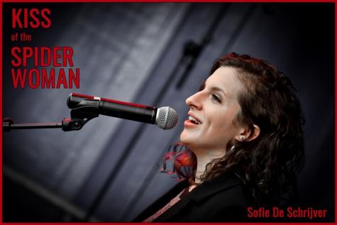 Kiss of the spider woman Sofie De Schrijver