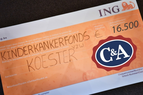 Koester cheque CA