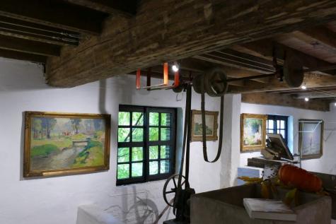 Kunst in 't Hof van Keysers
