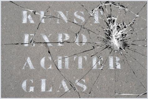 Kunst Achter Glas © Lochristinaar