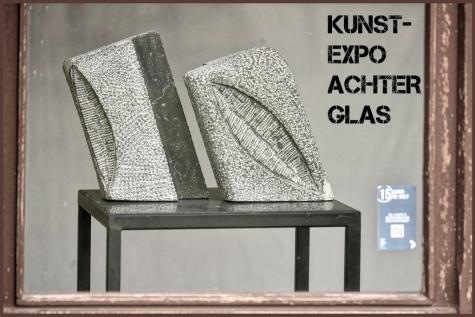 Expo Kunst achter glas Lochristinaar  ©