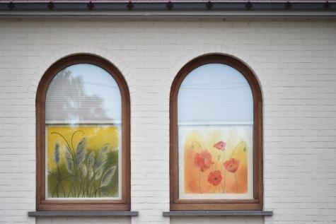 Kunst achter glas oproep - © Bennie Vanderpiete