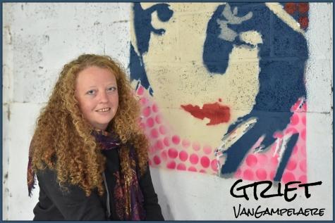 Kunstenaars achter glas - Griet Vangampelaere - Bennie Vanderpiete ©