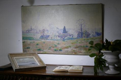 kunst galerij Hof van Keysers Zaffelare