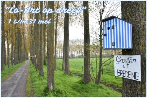 LoArtDreef-Opening © Bennie Vanderpiete