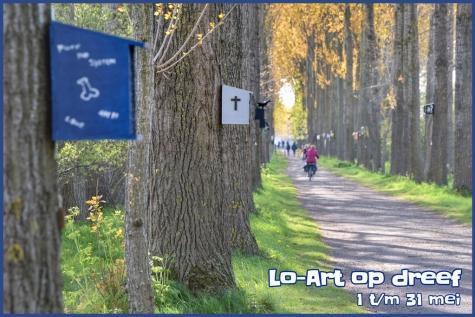Lo-ART op dreef - © Bennie Vanderpiete