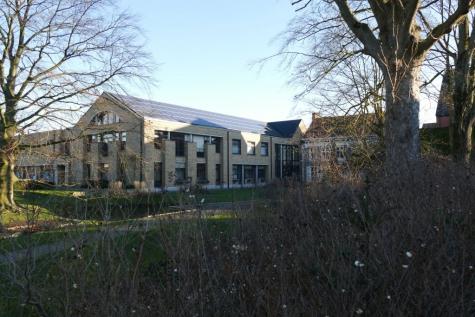 gemeentehuis winter 2020 Lochristi