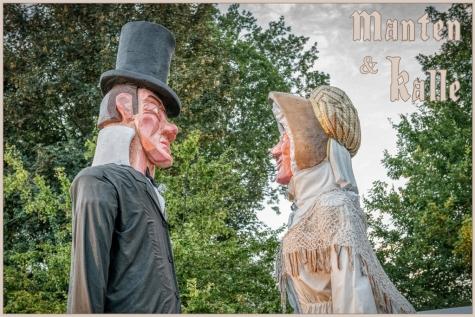 Manten Kalle - Inhuldiging - © Annick Gentier