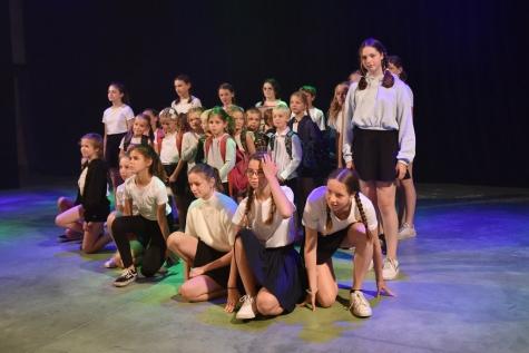Muziekschool Lochristi - Matilda - © Bennie Vanderpiete