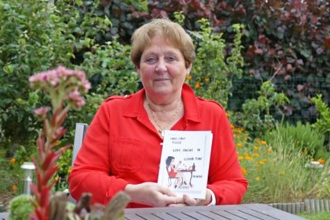 Marie Paule Mullie Lochristi love online in covid time