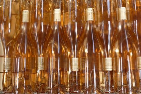 rosé wijndomein Nobel Lochristi