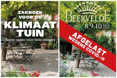 Zakboek voor de klimaattuin Marc Verachtert Bart Verelst Tuindagen Beervelde