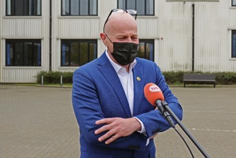 Kurt Moens deputatie provincie Oost Vlaanderen