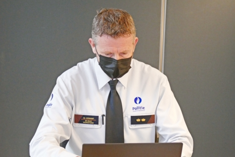 virtuele opendeur politieschool Oost Vlaanderen