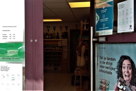 heropening winkels Lochristi