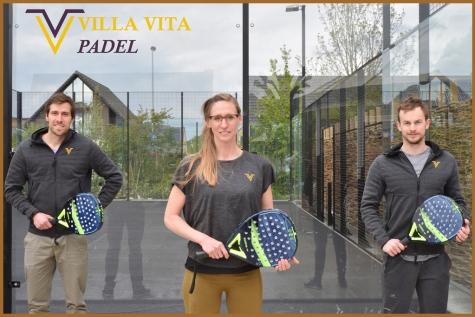 Villa Vita Padel - © Bennie Vanderpiete