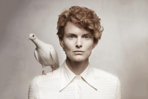Katrien Verfaillie pigeon
