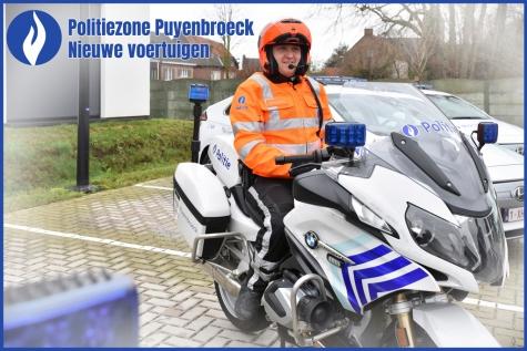 BMW motor PZ Puyenbroeck