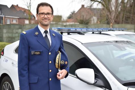 korpschef zone Puyenbroeck Koen Van Poucke