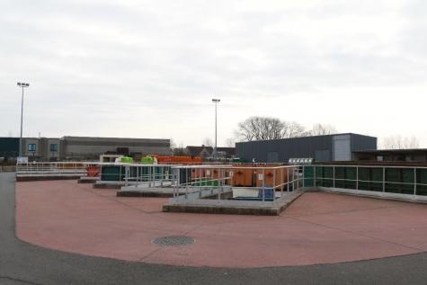 recyclagepark Lochristi dicht