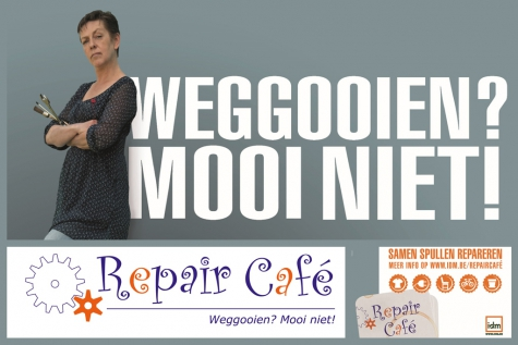 Repair Café in 't Fazantenhof