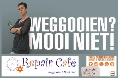 Repair Café in 't Fazantenhof
