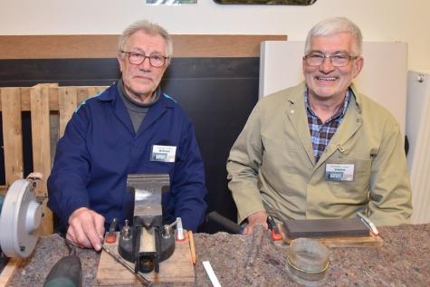 Wilfried Valère kringloopkracht repair café propere gasten